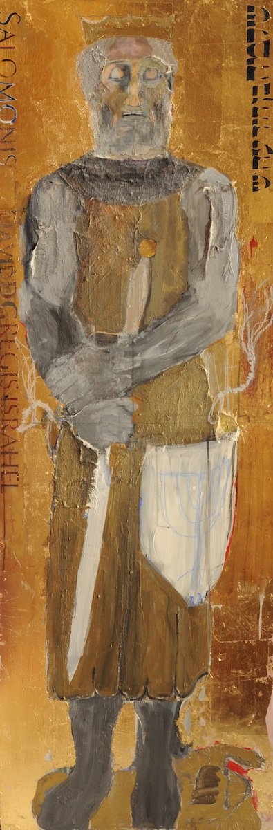 Solomon (2012) by David Gelernter Courtesy Yeshiva University Museum