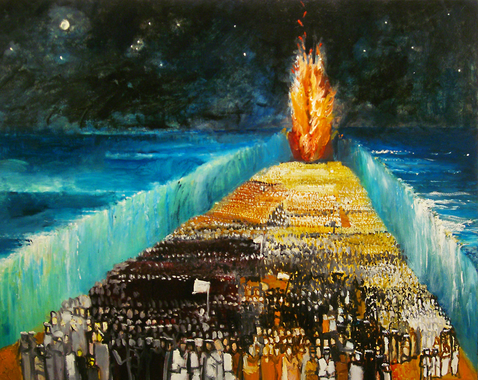 Exodus by Richard McBee