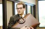 "Larry (Michael Stuhlbarg) About to Lose Tenure from ""A Serious Man"" Courtesy Focus Films"